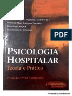 Psicologia Hospitalar - Teoria e Pratica