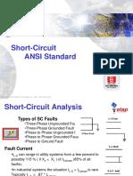 Short Circuit ANSI Standard
