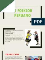 El Folklor Peruano