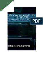 Zen Game Manifesto