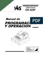 ER-420F Manual de Programación Final Corregido