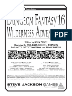 GURPS Df5 Wilderness Adventures