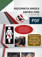 Presentasi Aborsi Dini