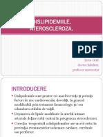 3. Dislipidemiile Ateroscleroza (3)