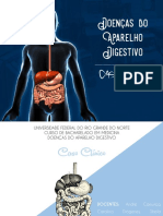 Caso Clínico - Gastroenterologia