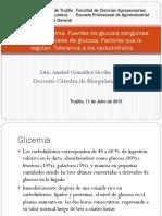 T 16 Glicemia