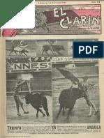 El Clarín (Valencia). 2-2-1929