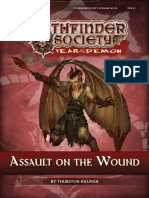 24 Assault on the Wound