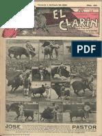 El Clarín (Valencia). 8-6-1929