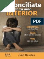 Reconcíliate Con Tu Niño Interior