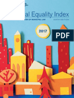 2017 Municipal Equality Index