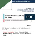 6. Standar Nasional Pendidikan Tinggi (SN Dikti) (1)-1