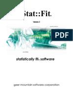 Manual de StatFit