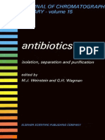 Weinstein & Wagman Antibiotics Isolation