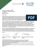 ACOG AAP SAHM Letter to Director Lloyd.pdf