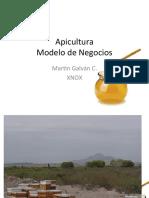 Modelo de negocios apicultura