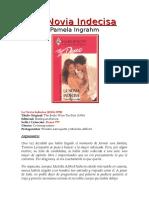 Ingrahm Pamela - La Novia Indecisa