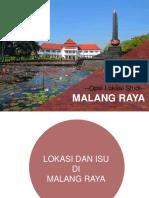 Proposal Penelitian Pengembangan Malang Raya