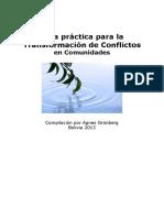Guía Práctica Para La Transformación de Conflictos