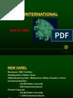 Barrenas 2004