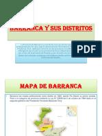 BARRANCA Y SUS DISTRITOS LILI.pptx