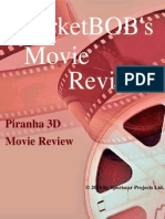 Piranha 3D Movie Review