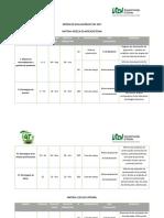 Sistema de Evaluación Ago-dic 2017