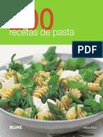 200 Recetas Pastajm