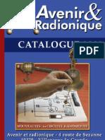 Avenir Et Radionique Catalog Web 2009