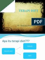 Terapi Diet