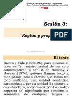 Sesión3_El Texto. Reglas y Propiedades