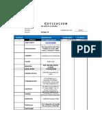 Cotización 2