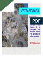 Estratigrafia Introduccion