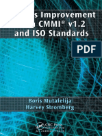 6. Boris Mutafelija, Harvey Stromberg Process Improvement with CMMI® v1.2 and ISO Standards