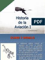 Historia de La Aviacion I