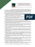 DeclaracionOtavalo-Espa