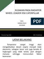 Analisa Kerusakan Pada Radiator