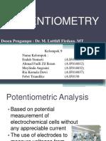 Ppt Kel 9 Potensiometri