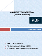 Job site analysis.pptx