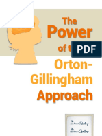 The Power of the Orton Gillingham Approach