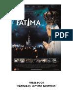 Pressbook Fatima Ultimo Misterio-web