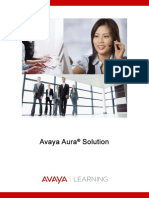 02 Avaya Aura Solution