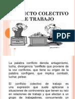 Presentacion Conflicto Colectivo