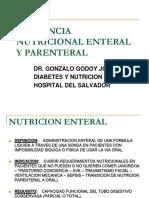 Asistencia Nutricional Enteral y Parenteral
