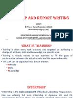 Internship Presentation New