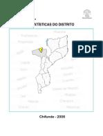 Distrito de Chifunde