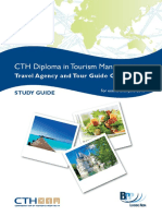 (Diploma in Tourism Management) BPP Learning Media-CTH - Travel Agency & Tour Guiding Operations-BPP Learning Media (2011)