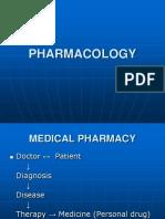 Pharmacology Slide