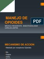 Expo Opiodes