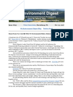 Pa Environment Digest Oct. 23, 2017